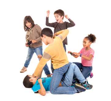 Gewalt an der Schule